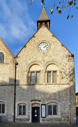 Moyse's Hall, Bury St Edmunds