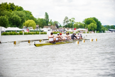 Competitors at Henley Regatta