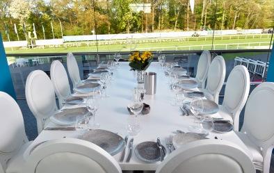 Dining at Hamilton Park