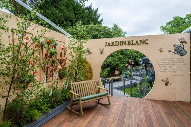 Jardin Blanc at RHS Chelsea